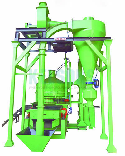 RESIN COATING PLANT